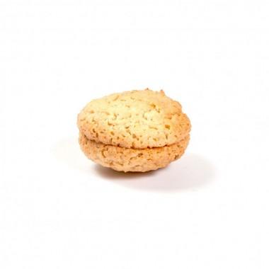 Macarons Vanille Coffret 18 pièces