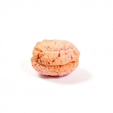 Macarons Coquelicot de Nemours Coffret 18 pièces