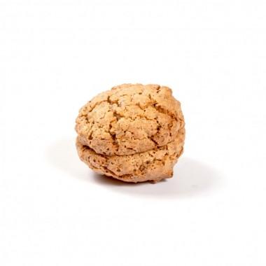 Macarons Noisette Coffret 18 pièces