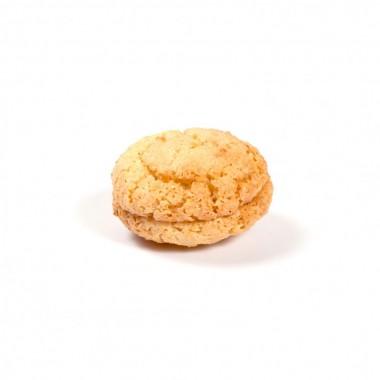 Macarons Amande Coffret 18 pièces
