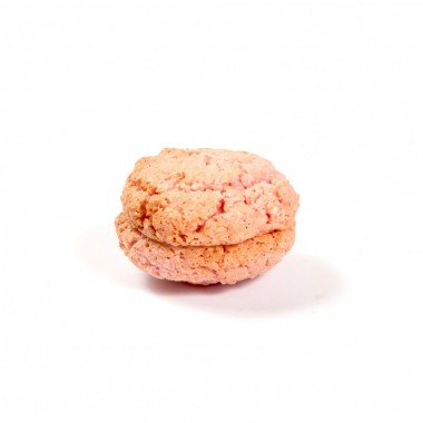 Macarons Coquelicot de Nemours Coffret 24 pièces