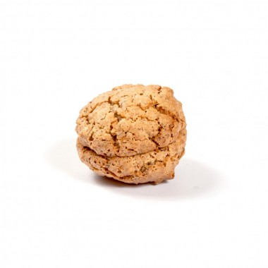 Macarons Noisette Coffret 24 pièces