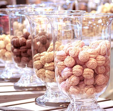 A propos de nous Macarons de Réau